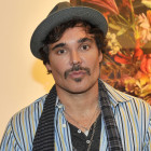 """David LaChapelle== David LaChapelle's """"EARTH LAUGHS IN FLOWERS"""" Exhibition Opening== Fred Torres Collaborations, NYC== February 23, 2012== © Patrick McMullan== Photo - LEANDRO JUSTEN/PatrickMcMullan.com== =="""